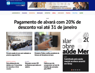 soinformacao.com.br screenshot
