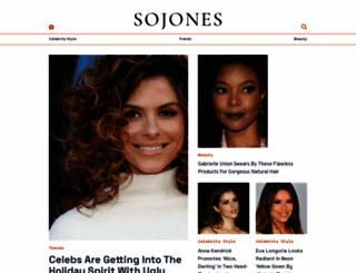 sojones.com screenshot