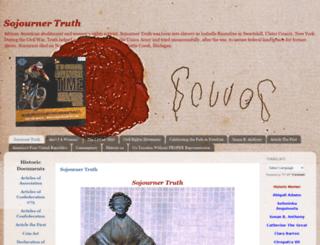 sojournertruth.com screenshot