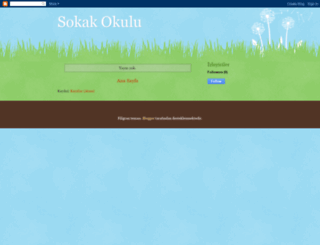 sokakokulu.blogspot.com screenshot