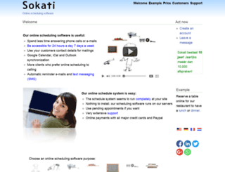 sokati.com screenshot
