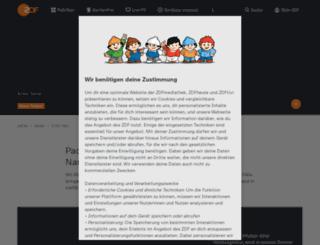 sokokoeln.zdf.de screenshot
