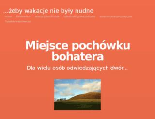 sokolek.pl screenshot