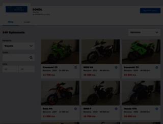 sokomoto.otomoto.pl screenshot