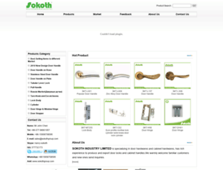sokothgroup.com screenshot