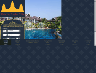 sokvinnaangkorhotel.com screenshot