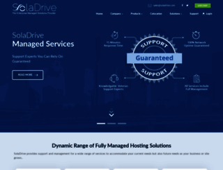 soladrive.com screenshot