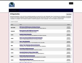 solano.academicworks.com screenshot