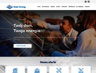 solar-energy.pl screenshot