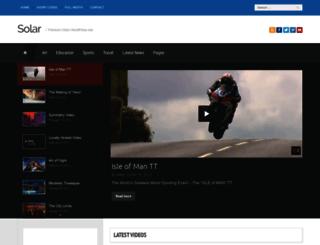 solar.progressionstudios.com screenshot