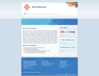 solarbd.com screenshot
