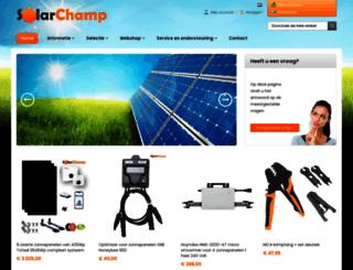 solarchamp.eu screenshot