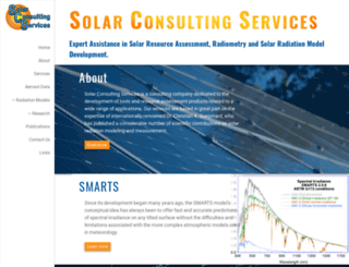 solarconsultingservices.com screenshot