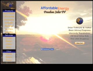 solardesigns.x10.mx screenshot