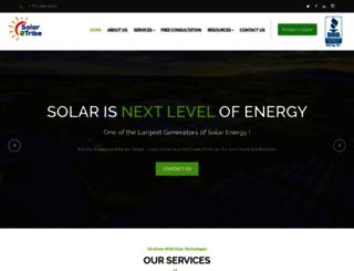 solaretribe.org screenshot