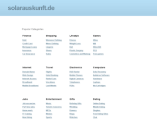 solarfreund.de screenshot