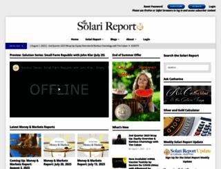 solari.com screenshot