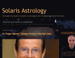 solarisastrology.blogspot.com screenshot