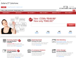 solarisitsolutions.com screenshot