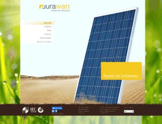 solarmodul.ch screenshot