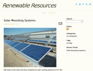 solarmounting.snappages.com screenshot