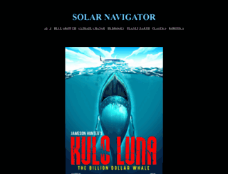 solarnavigator.net screenshot