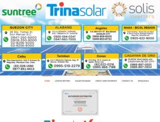 solarprice.com.ph screenshot