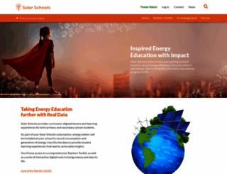 solarschools.net screenshot