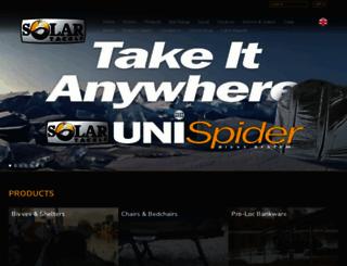 solartackle.co.uk screenshot