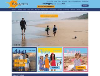 solartex.com screenshot