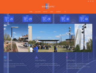 solartonic.com screenshot