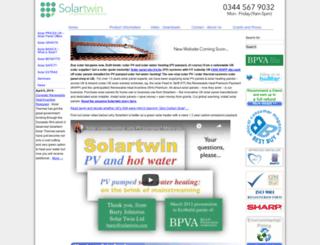 solartwin.com screenshot