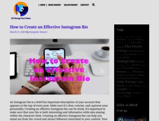 solarwindenergys.com screenshot