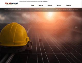 solarworksealtd.co.ke screenshot