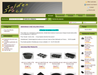 soldenstock.com screenshot