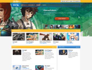 soldierfront.aeriagames.com screenshot