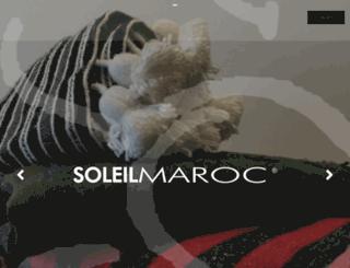 soleilmaroc.it screenshot