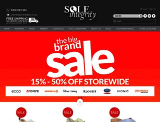 soleintegrity.com.au screenshot