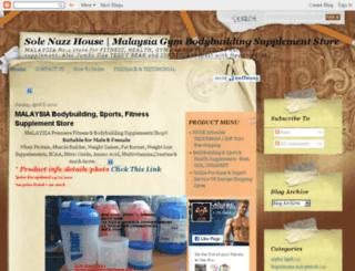 solenazz.blogspot.com screenshot