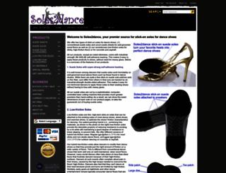 soles2dance.com screenshot