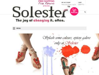 solester.com screenshot