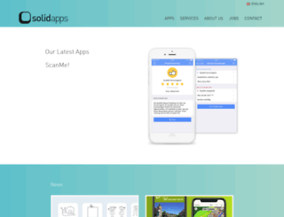 solid-apps.com screenshot