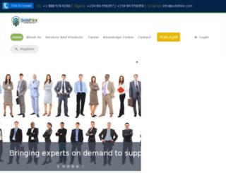 solidhire.com screenshot