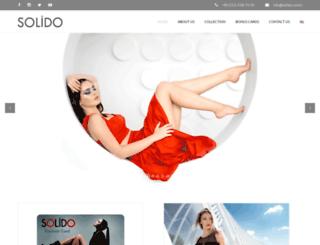 solido.com.tr screenshot