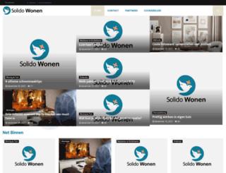 solidowonen.nl screenshot