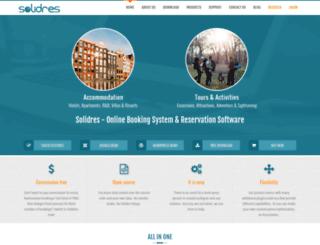 solidres.com screenshot