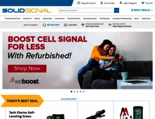 solidsignal.com screenshot