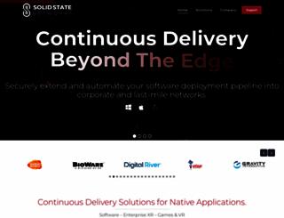 solidstatenetworks.com screenshot