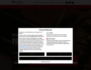 solihull.ac.uk screenshot