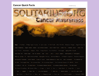 solitarius.org screenshot